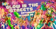 Glow in the Streets Art